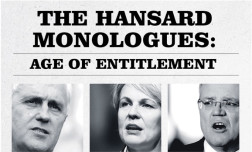 Hansard monologues press