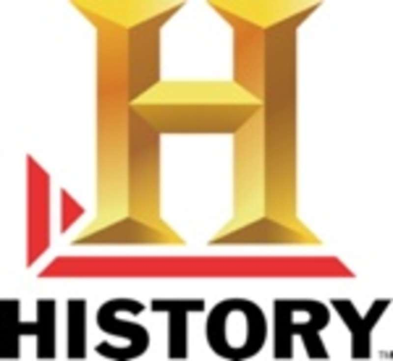 The History Channel logo