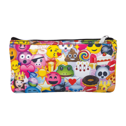 Picture of Emoji Collage Pencil Case