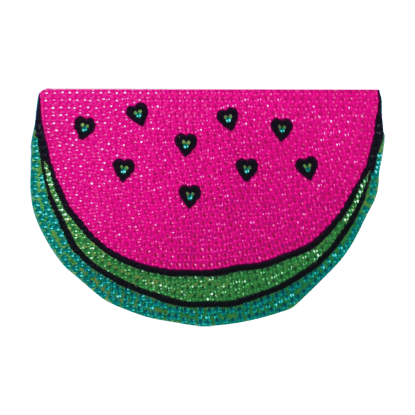 Picture of Watermelon Rhinestone Decals