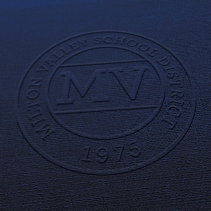 Picture of Blind Embossed Folders