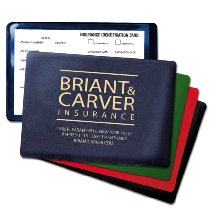 Picture for category Insurance Card Holders