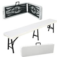 Palm_Springs_Folding_Portable_6_BENCH_Steel_Frame