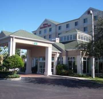 Bed and Breakfast Special at Hilton Garden Inn Tampa North