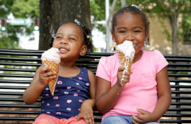 SweeTreats ice cream downtown Milledgeville