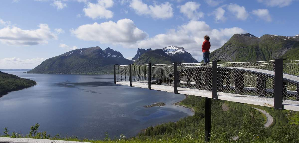 Bergsbotn national tourist route Senja 44a14a7c 795b 469f acb9 b2be23a80001 Ideas for Scenic Drives and Town Visits for the Disabled