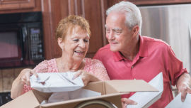 There's a few things to consider before downsizing.