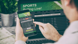 Are you worried about the invasive betting advertising? Image: Shutterstock.