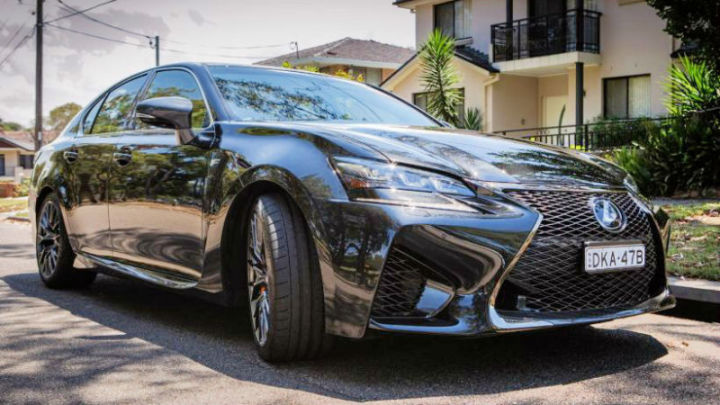 A note of warning: Take this beast of a Lexus for a test drive and you'll want one.