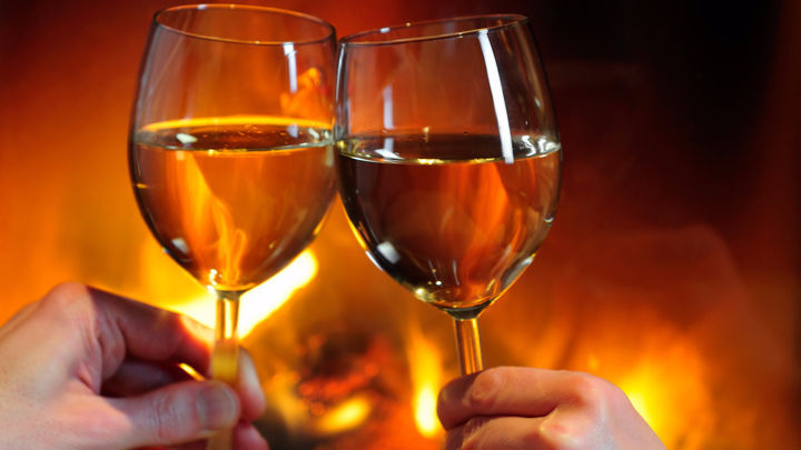 Who says white wines are just for summer? Picture: iStock .