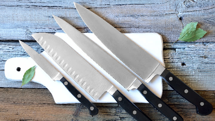 Care for your knives.