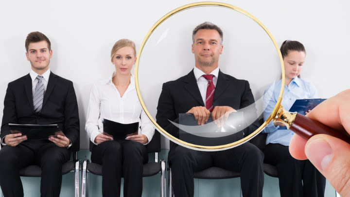 Who would you employ? Picture: Shutterstock.