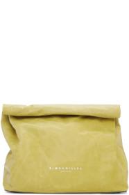 사이먼 밀러 Simon Miller Yellow Lunch Bag 30 Clutch