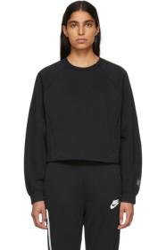 나이키 Nike Black Fleece City Ready Sweatshirt