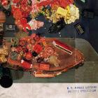 Sara Cwynar, Contemporary Floral Arrangment 4 (A Compact Mass) (detail), 2014