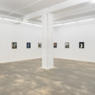 Simone Gilges, 2012, installation view, Foxy Production, New York. Photo: Mark Woods.