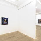 Sara Cwynar, 2014, installation view, Foxy Production, New York