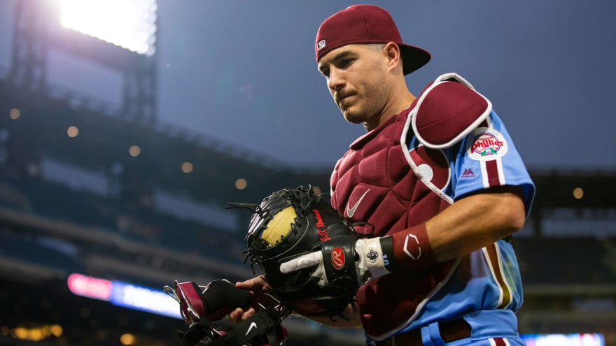 Phillies contract extension candidate: J.T. Realmuto
