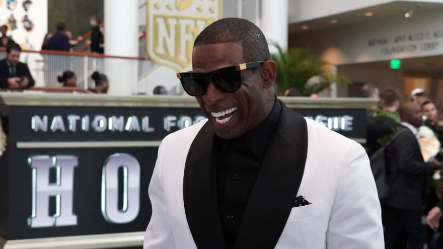 Deion Sanders flexed so hard on Instagram with his exclusive jackets