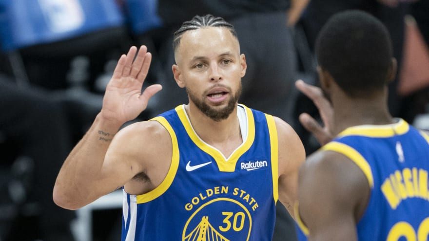 Steph Curry Shows Off New Braids Hairstyle For Nba Season Yardbarker