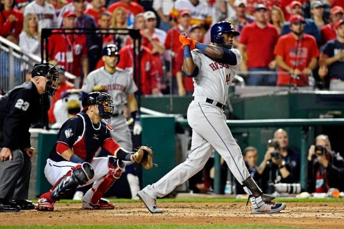 Houston Astros: Yordan Alvarez, DH