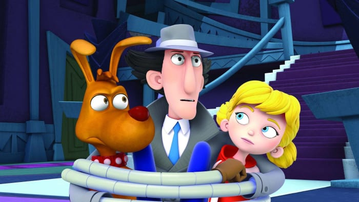 "Penny (""Inspector Gadget"")"