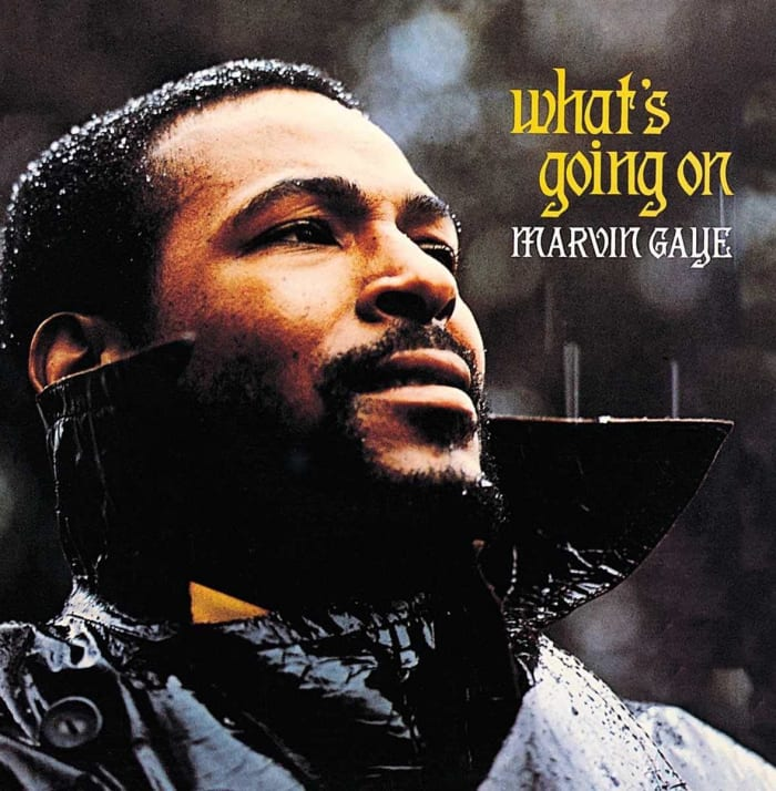 """What's Going On,"" Marvin Gaye (1971)"