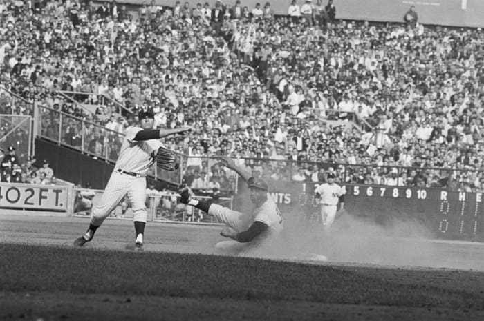1962: Game 7 - New York Yankees 1, San Francisco Giants 0