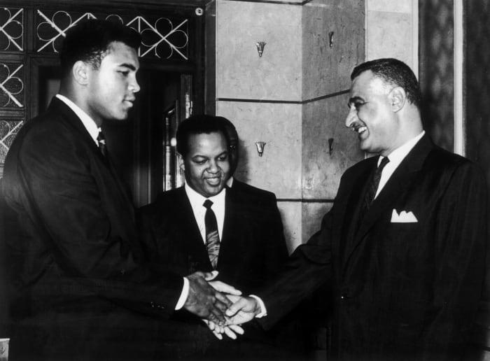 Converting to Islam and becoming Muhammad Ali
