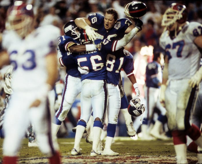 Super Bowl XXV: A clean game goes the Giants' way