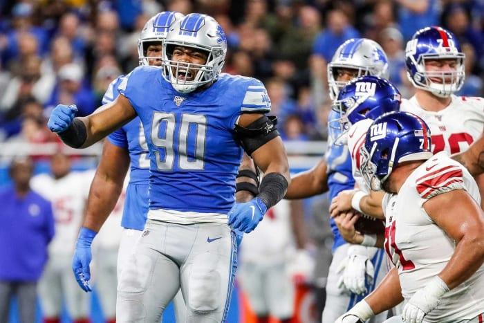 Detroit Lions: Pass rush