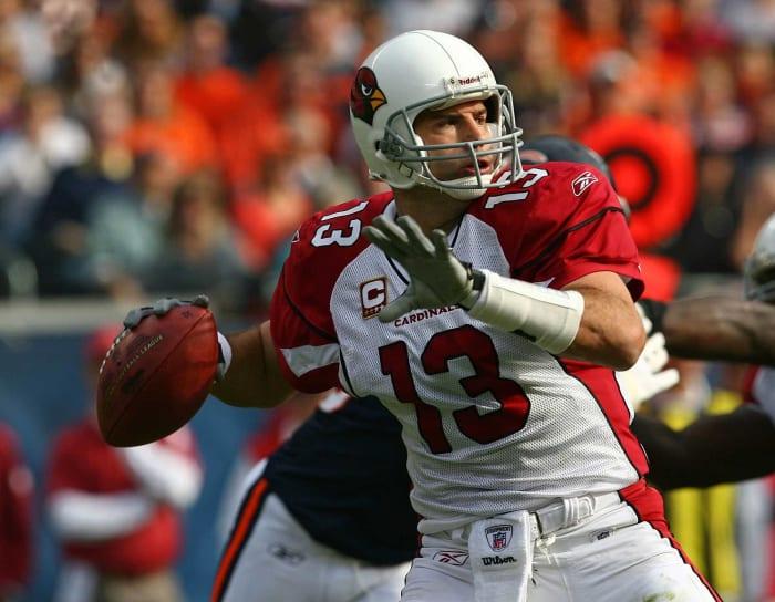 Arizona Cardinals best: Kurt Warner, QB