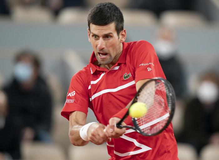 January: Novak Djokovic rallies to win 8th Australian Open