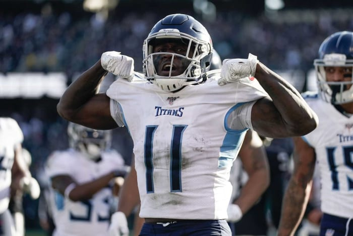 Tennessee Titans: A.J. Brown, WR
