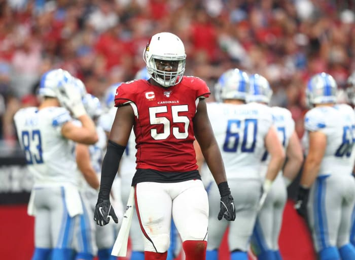 Arizona Cardinals: Chandler Jones, DE