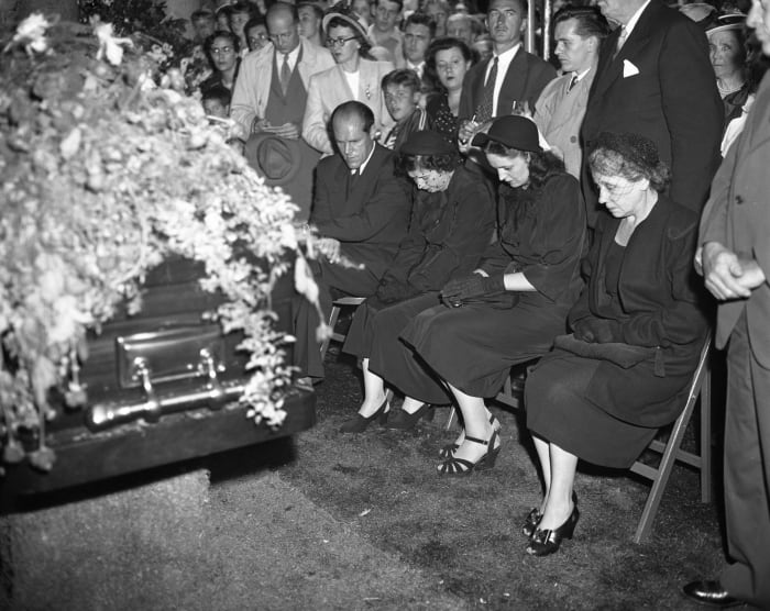 Babe Ruth passes away