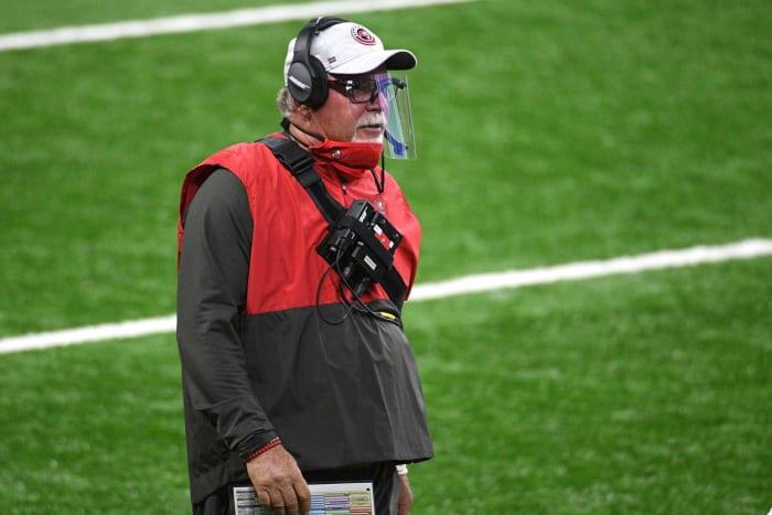 Buccaneers: Bruce Arians, head coach