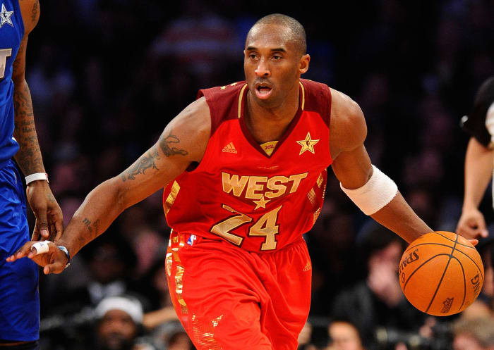 Kobe Bryant's All-Star legacy