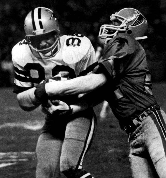 1980: Cowboys at Falcons, NFC divisional playoff