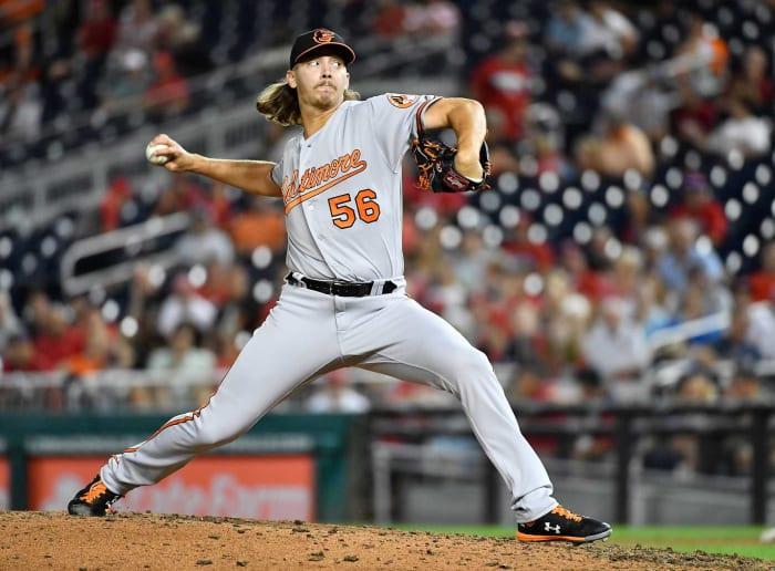 Baltimore Orioles: Hunter Harvey, RP