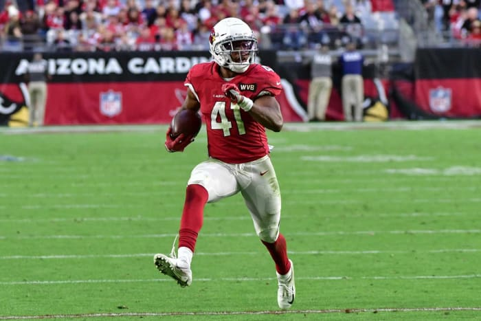 Arizona Cardinals: Kenyan Drake, RB