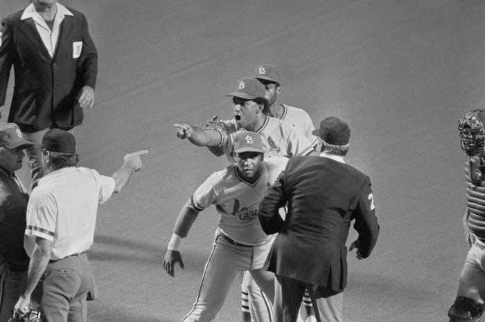 1985: Game 6 - Kansas City Royals 2, St. Louis Cardinals 1