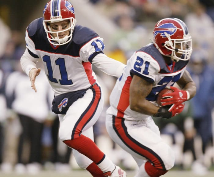 The Best And Worst Uniform Changes In Nfl History Yardbarker