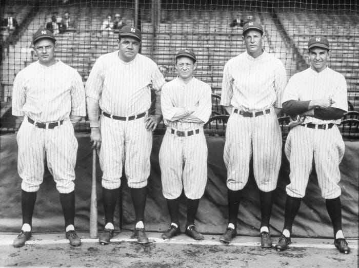 Murderers' Row and 60 homers