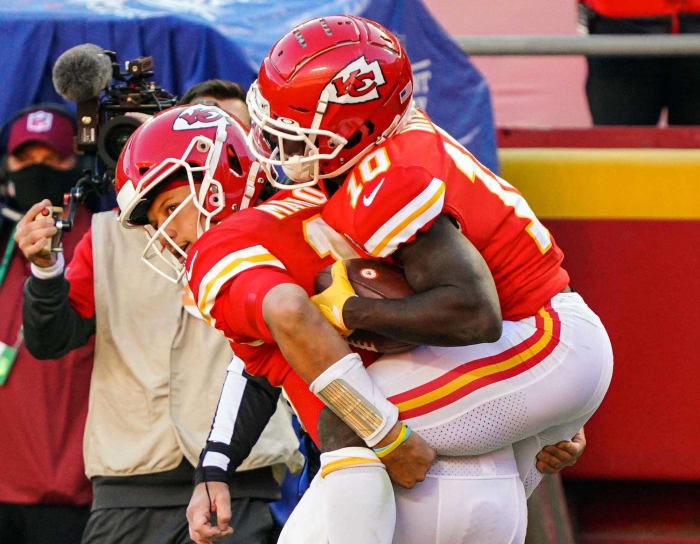 Kansas City Chiefs: A-