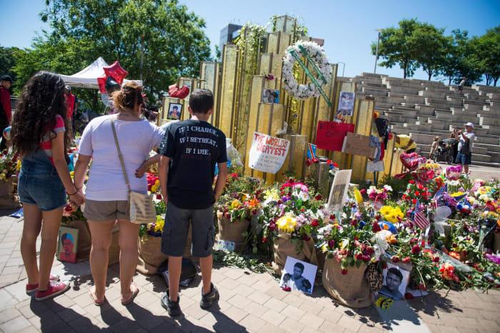 Muhammad Ali passes away