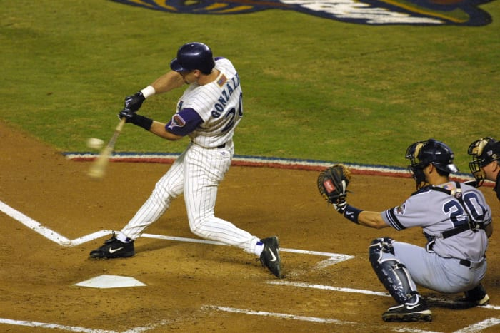 2001: Game 7 - Arizona Diamondbacks 3, New York Yankees 2