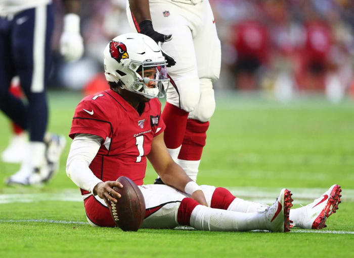 Arizona Cardinals: Offensive line