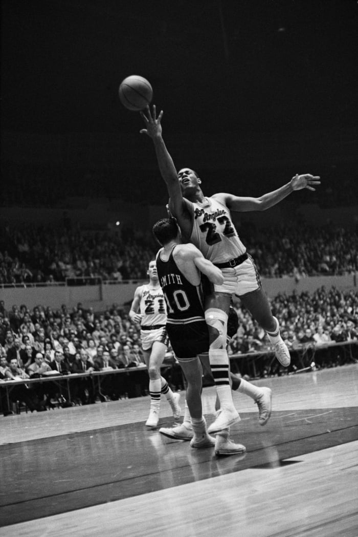 Adrian Smith wins MVP in 1966