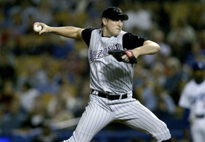 Arizona Diamondbacks: Brandon Webb (2003)